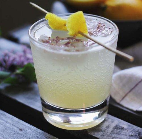 Sorbete de limón especial